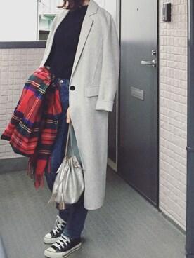 hito.wearさんの(TOMORROWLAND|トゥモローランド)を使ったコーディネート