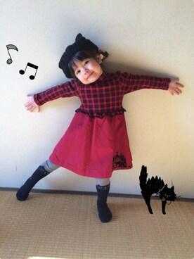 yuririsaさんの(WHIPCREAM|ホイップクリーム)を使ったコーディネート