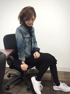 安田美沙子さんの(VICTIM|アウラ アイラ)を使ったコーディネート