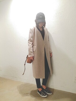 (STUSSY) using this 安田美沙子 looks