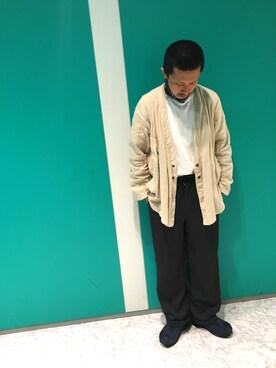 谷尾裕一さんの(ID DAILYWEAR|アイディーデイリーウェア)を使ったコーディネート