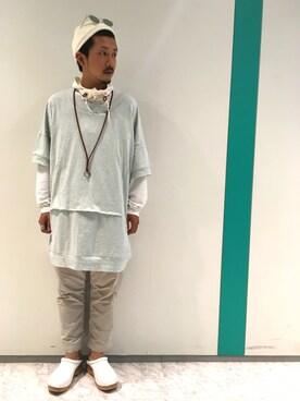 谷尾裕一さんの(Battenwear|バテンウエア)を使ったコーディネート