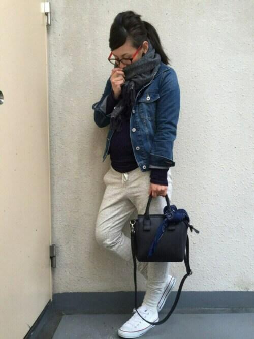 グレーのロングカーディガン マタファッション 画像