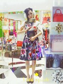 (kate spade new york) using this Bambi Leung looks