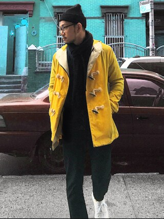 「CONVERSE (コンバース) 【メンズ・ウイメンズ】JACK PURCELL ジャックパーセル (1035)(Rinajour)」 using this Pop looks