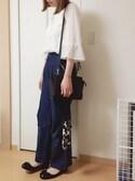 Shizu *さんの「MINI UNIKKO / 傘(marimekko|マリメッコ)」を使ったコーディネート