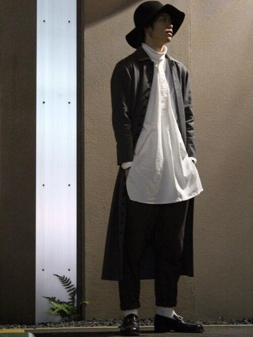 プルオーバーシャツ,着こなし,メンズ,プルオーバーシャツとは,コーデ,画像