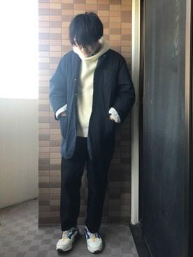 suzuki takeyukiさんの(PHINGERIN|フィンガリン)を使ったコーディネート