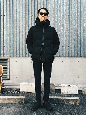"URBAN RESEARCH DOORS|エグチさんの「NANGA x DOORS ""AURORA×CAMO""(URBAN RESEARCH DOORS MENS)」を使ったコーディネート"