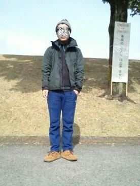 ハシタケさんの(KLATTERMUSEN|クレッタルムーセン)を使ったコーディネート