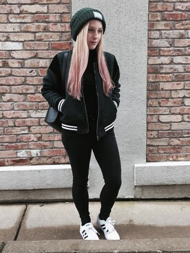 (adidas) using this Shauna Jacobs looks