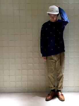 JUNRed 新宿ルミネエスト|YUKIさんの(JUNRed|ジュンレッド)を使ったコーディネート