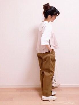 mAy☆uMeさんの(URBAN RESEARCH DOORS WOMENS|アーバンリサーチ ドアーズ ウィメンズ)を使ったコーディネート