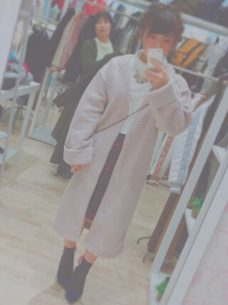 (with おかん) using this もんち looks