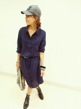 maiさんの(SHIPS for women|シップスフォーウィメン)を使ったコーディネート