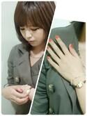 nagasakiさんの「Fortuna cross stretch bracelet limited stone/ブレスレット(con affetto(original)|コン アフェット)」を使ったコーディネート