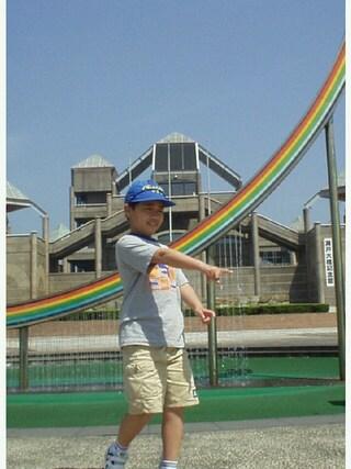 Yappo-kunさんの(瀬戸大橋記念公園)を使ったコーディネート