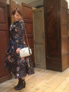 DIESEL GINZA|Kurumi Takahashiさんの(DIESEL|ディーゼル)を使ったコーディネート