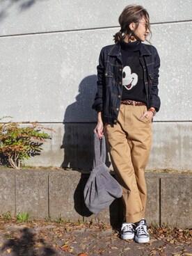 asukaさんの(URBAN RESEARCH DOORS WOMENS アーバンリサーチ ドアーズ ウィメンズ)を使ったコーディネート