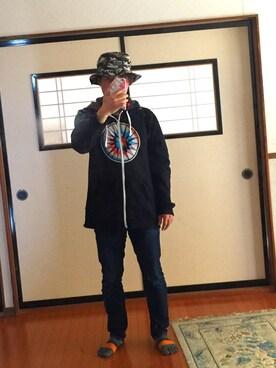 MiKiTOさんの(Alien Workshop|ジーユー)を使ったコーディネート
