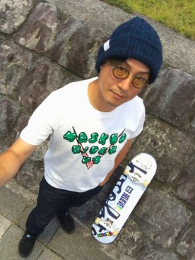 MiKiTOさんの(GU|ジーユー)を使ったコーディネート