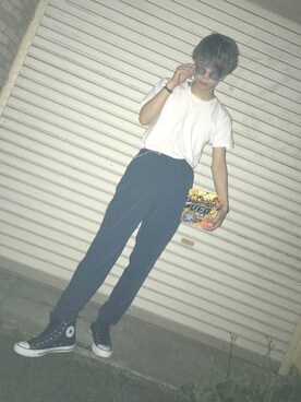 木津つばさfromXOXさんのコーディネート
