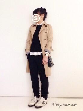 SACHIさんの「腕時計(SEIKO|セイコー)」を使ったコーディネート