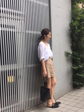 REIKA YOSHIDAさんの(Gucci|グッチ)を使ったコーディネート
