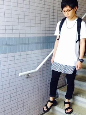 Nさんの「Genri/ゲンリ/MADE IN JAPAN/日本製/ 【
