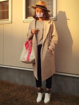 *YUKI♡*さんの(SEVENDAYS=SUNDAY|セブンデイズサンデイ)を使ったコーディネート