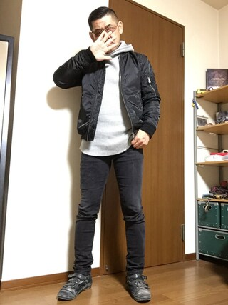 「ビーミング by ビームス / サーマルプルオーバーパーカ(B:MING LIFE STORE by BEAMS)」 using this 加藤浩志 looks