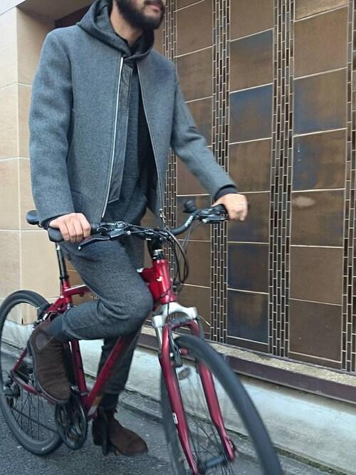冬の『サイクリングパンツ』街乗りはきれいめカジュアルに履き着こなす!選び方とおすすめ5選