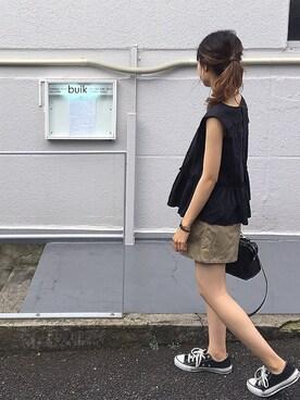 mayumi+さんの(MIRROR OF Shinzone|ミラーオブシンゾーン)を使ったコーディネート