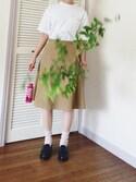 mimoさんの「Puketti / 傘(marimekko|マリメッコ)」を使ったコーディネート