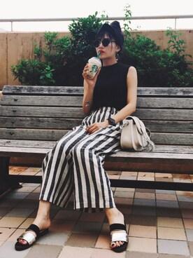 TAEさんの(Starbucks)を使ったコーディネート