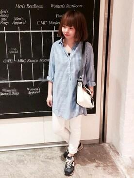 coen GENERAL STORE新宿ペペ店|yamaさんの(coen|コーエン)を使ったコーディネート