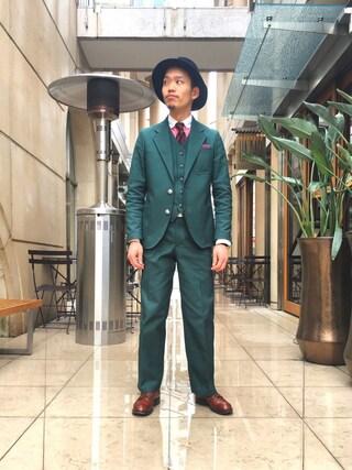 ユナイテッドアローズ 原宿本店 メンズ館|Masaru Hashimotoさんの(The Stylist Japan|ザスタイリストジャパン)を使ったコーディネート