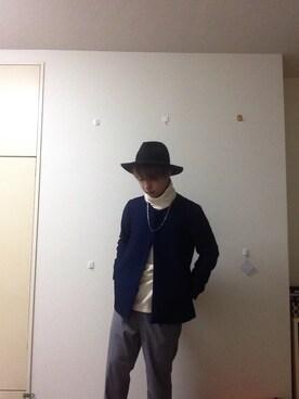 Hikaruさんの(kiit|キート)を使ったコーディネート