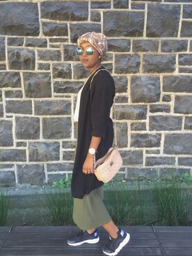 (FOREVER 21) using this Fahma Mohammed looks