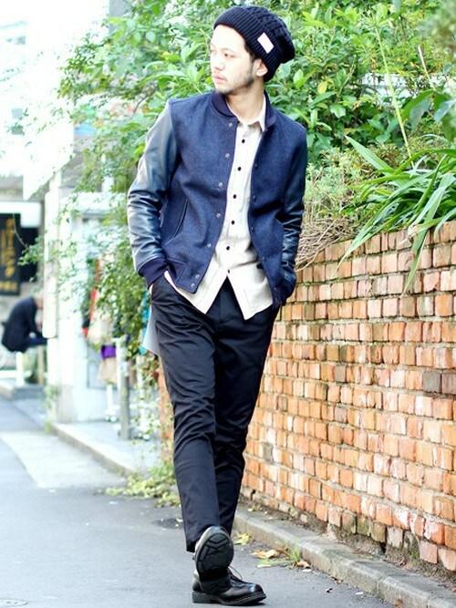 画像  【メンズファッション】ニット帽コーディネートまとめ