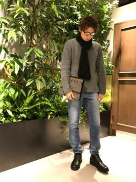 RAGEBLUE ヨドバシAkiba|石村さんのコーディネート
