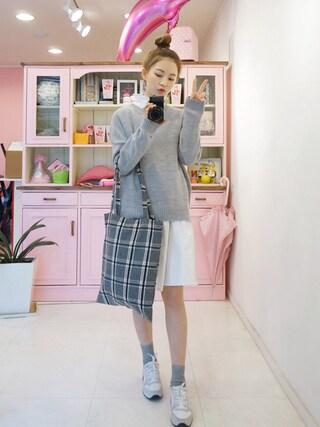 chuu|chuuさんの(icecream12)を使ったコーディネート
