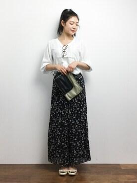 ZOZOTOWN|Ayaka.·˖*✩さんの(SAZABY|サザビー)を使ったコーディネート