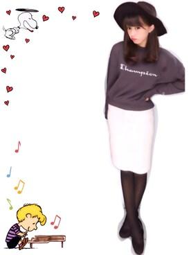 Yuuka xxさんのコーディネート