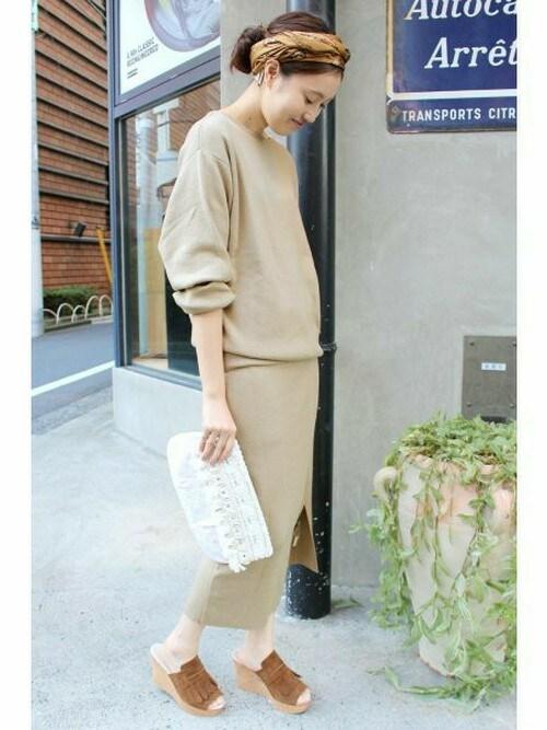 2016年春もニットスカートを履きこなそう♡おすすめアイテム&コーデ