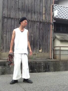bayashiさんの(🍺)を使ったコーディネート