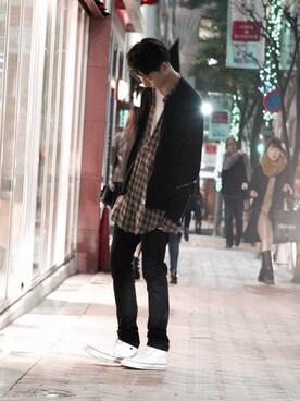 AKALI|Hirokiさんのコーディネート