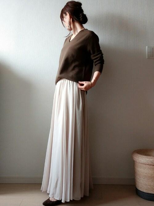 気温22度におすすめのレディース服装・天気別コーデ6選