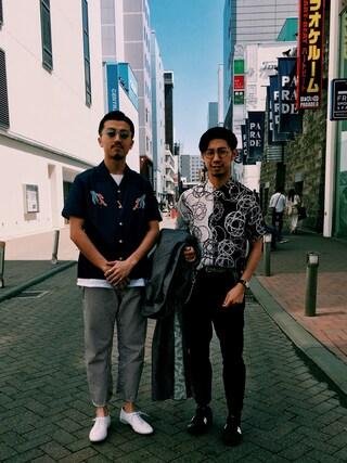 ユナイテッドアローズ 札幌店|Satoru Tsushimaさんの(HUMAN MADE|ヒューマンメード)を使ったコーディネート