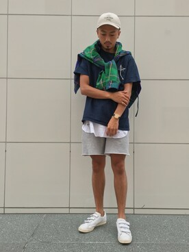 ユナイテッドアローズ 札幌店|Satoru Tsushimaさんの(UNITED ARROWS & SONS)を使ったコーディネート